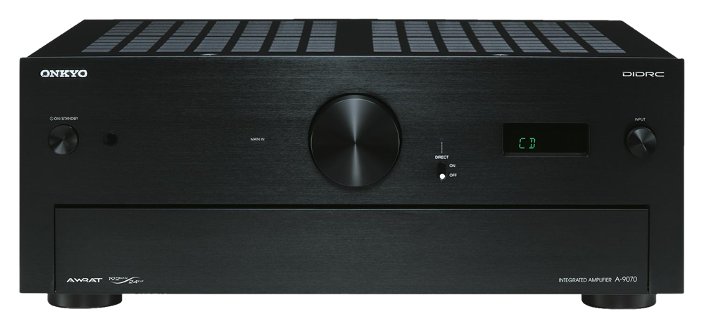 Onkyo A9070 Front