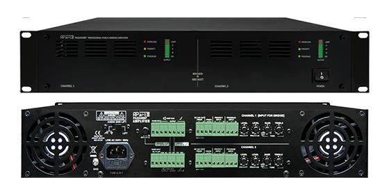 Power Amplifier 240w Zp 2240 : apart a2240bp 2 channel bridgeable power amplifier av australia online ~ Hamham.info Haus und Dekorationen