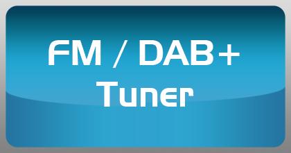 Apart FM DAB+ Tuner button