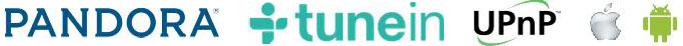 Axium AX-1250 Multi-Zone Digital Amplifier features
