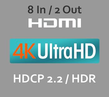 UltraHD / HDR Connectivity