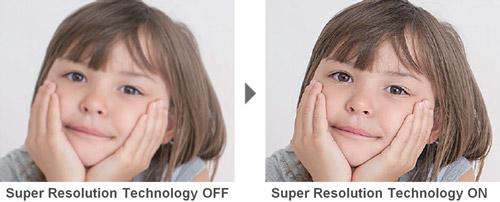 Super Resolution & Detail Enhancement