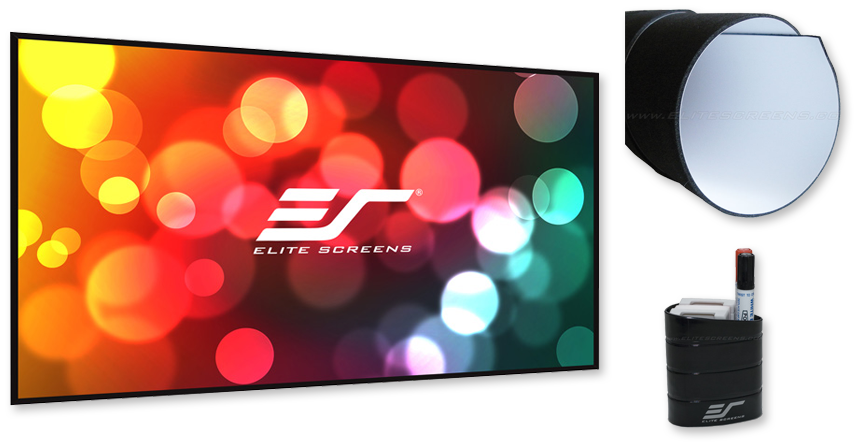 Elite Screens Insta-DE Soft Pad White Board
