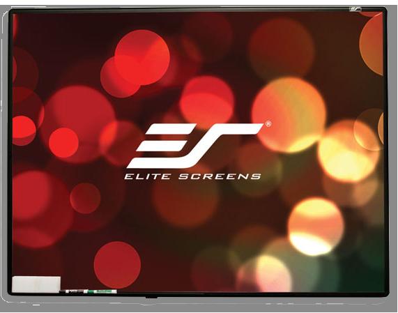 Elite Screens WhiteBoardScreen Universal 4:3 Whiteboard Projection Screens