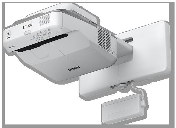Epson Eb 695wi 3500 Lumen Wxga Interactive Finger Touch