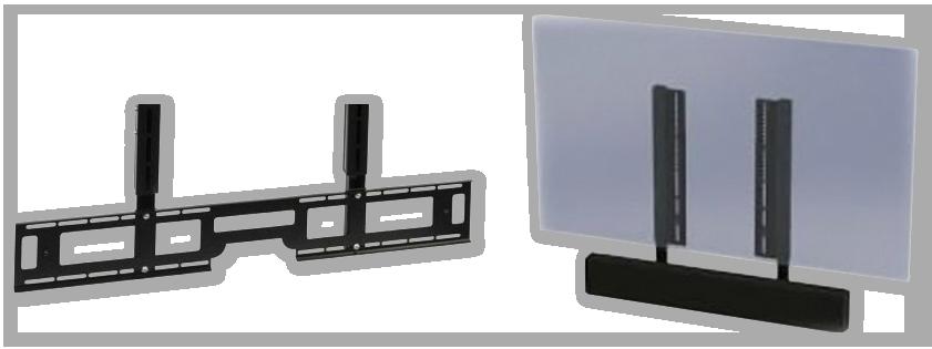 Flexson Tv Mount Attachment For Sonos Playbar Av