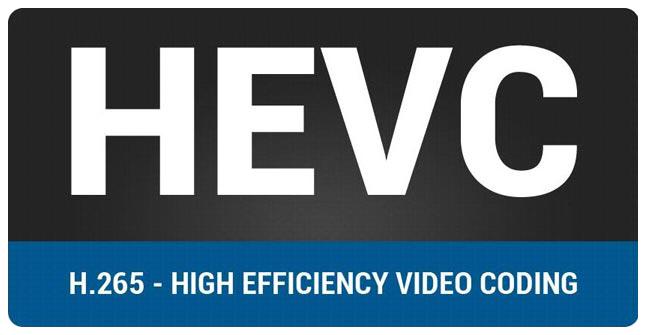 HEVC / H.265 Video coding