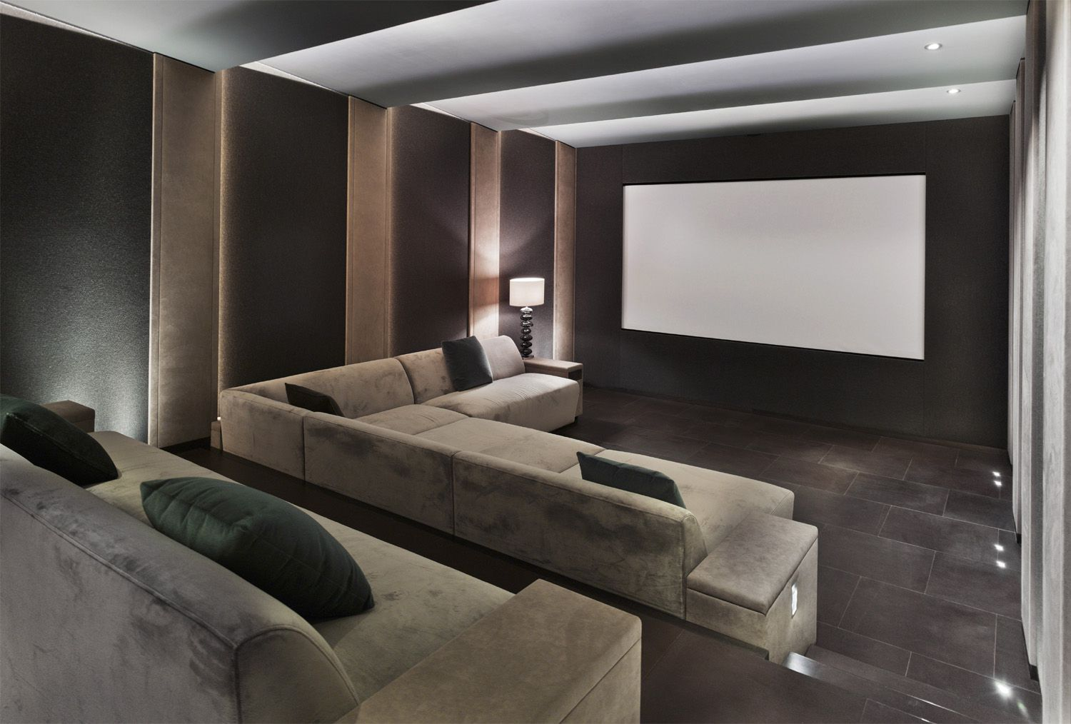 Home Theatre Room