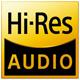 Hi-Res Audio Capable