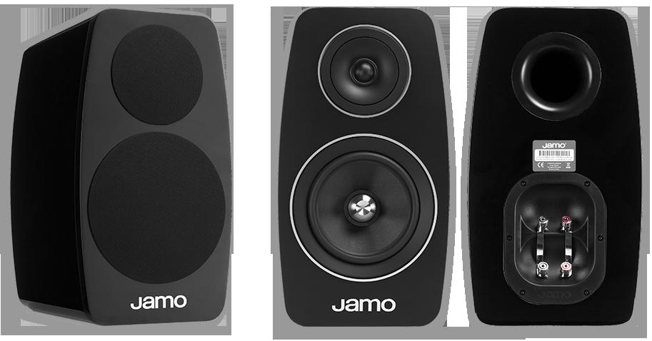 """Jamo C103 7"""" Bookshelf Speakers"""