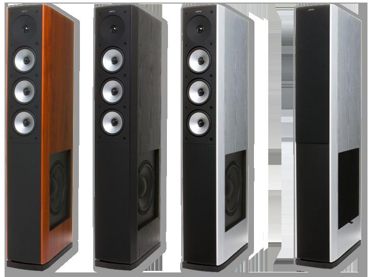 Jamo S628 10 Quot Bass Reflex 3 Way Floorstanding Speakers