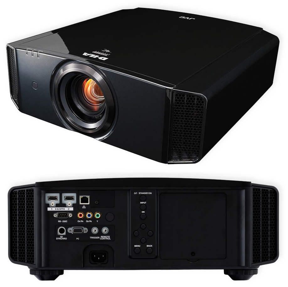 Jvc Dla X900r Thx Isf 3d 4k E Shift Projector With 3d