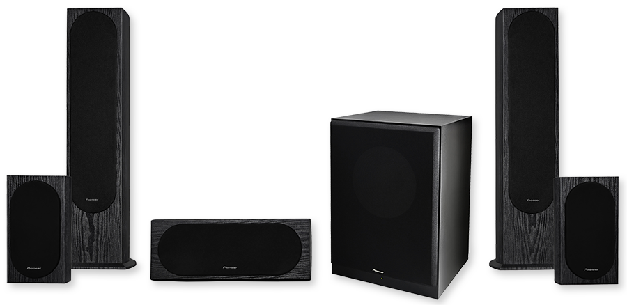 Pioneer SP-BS22-LR Review - Best Sounding Bookshelf ...