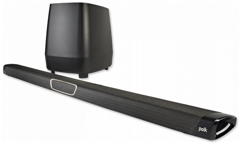 Polk Audio MagniFi Max Soundbar & Wireless Subwoofer System
