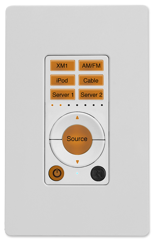 Russound KP6 System Keypad For CAA66 Multiroom System