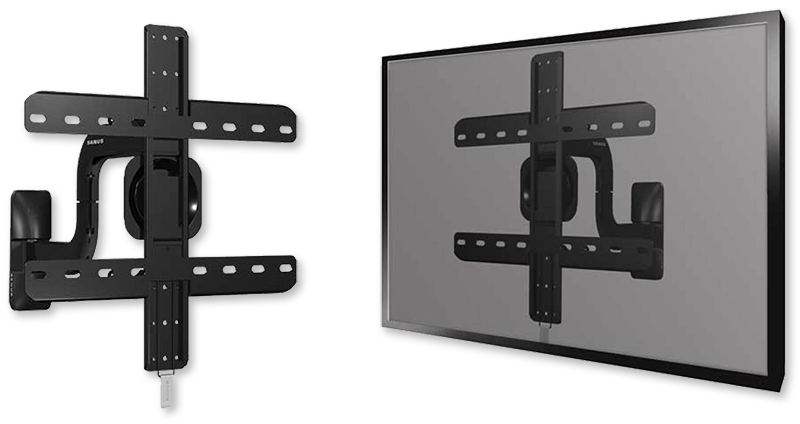 Sanus Premium Vmf518 Full Motion Tv Wall Mount Av