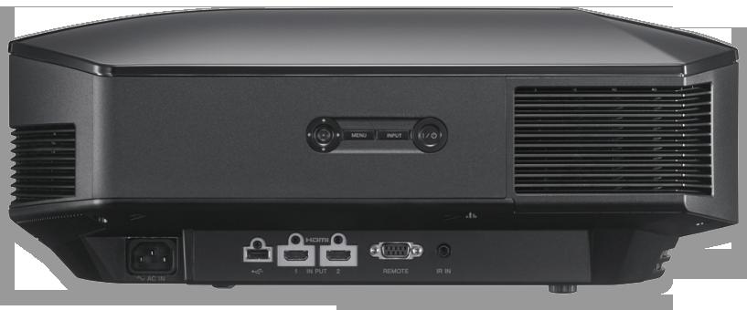 Sony HW45ES SDXRD Full HD 3D Home Cinema Projector - front