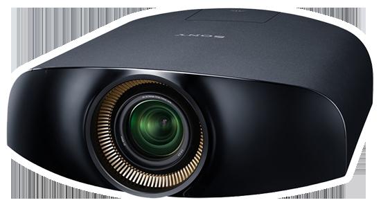 Sony VPL-VW1100ES 3D projector