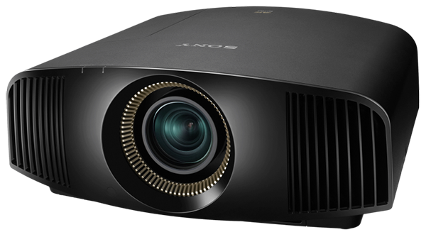Sony VW300ES 4K 3D Home Cinema Projector