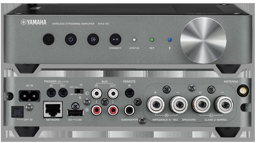 Yamaha Wxa 50 2 1 Ch Musiccast Wireless Streaming