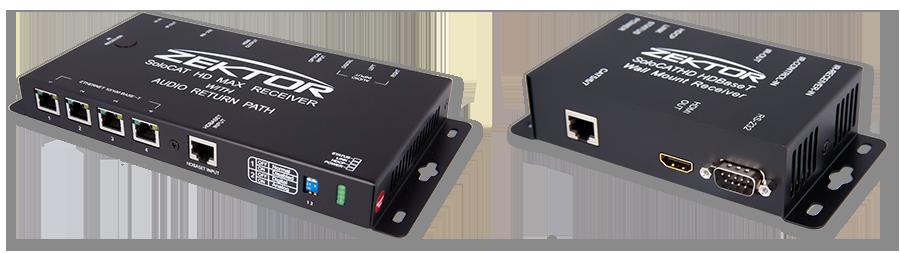 Zektor SoloCAT HD Receiver